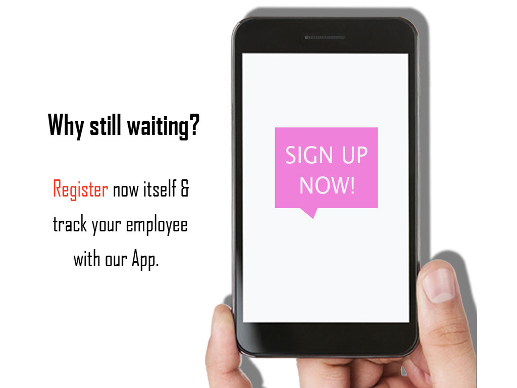 Sign up now and get your GPS tracking device!